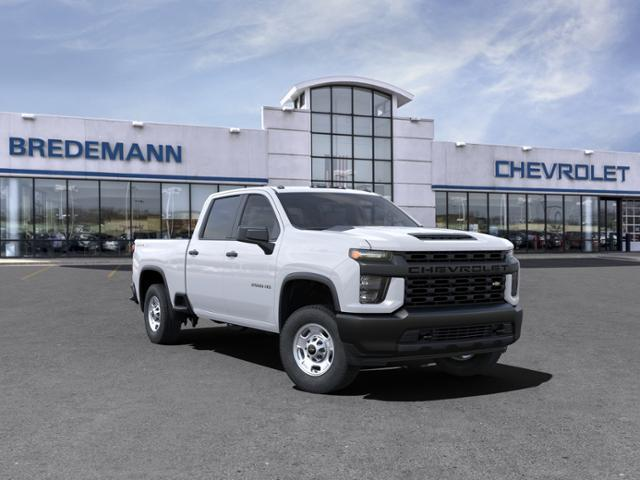 2021 Chevrolet Silverado 2500 Crew Cab 4x4, Pickup #B27785 - photo 21