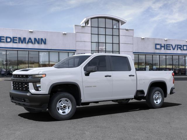 2021 Chevrolet Silverado 2500 Crew Cab 4x4, Pickup #B27785 - photo 23