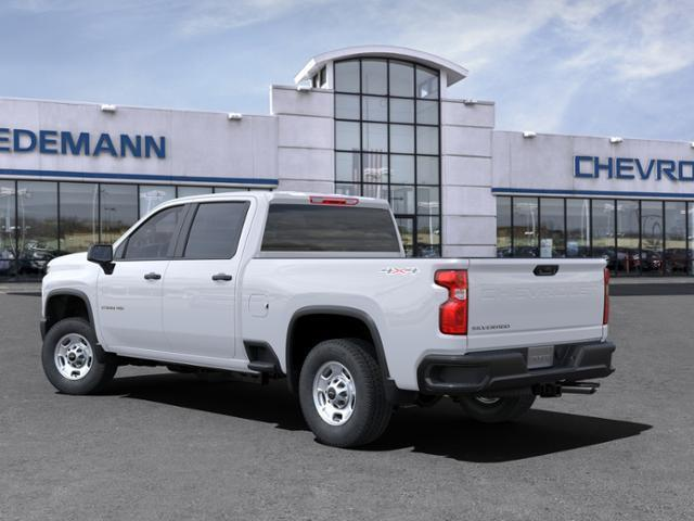 2021 Chevrolet Silverado 2500 Crew Cab 4x4, Pickup #B27785 - photo 24