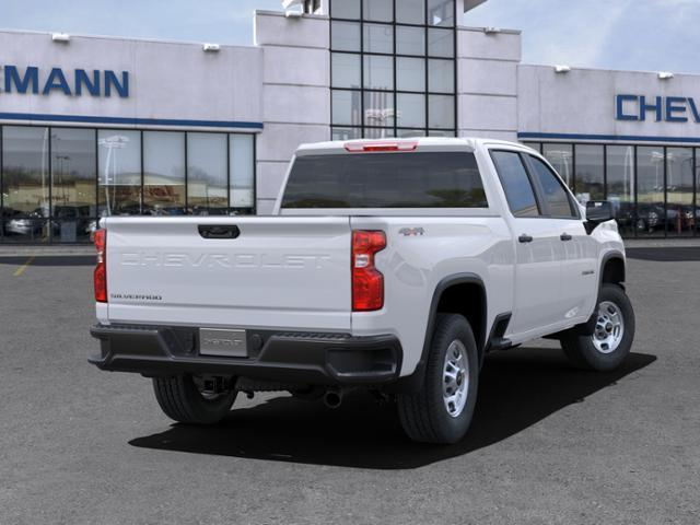 2021 Chevrolet Silverado 2500 Crew Cab 4x4, Pickup #B27785 - photo 22