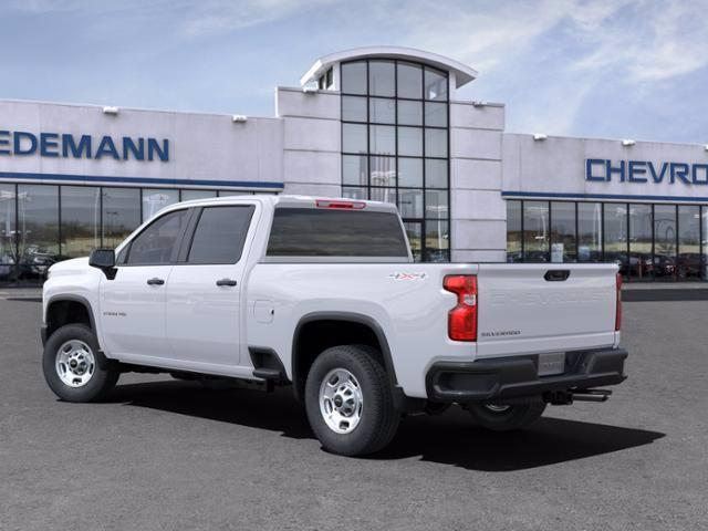 2021 Chevrolet Silverado 2500 Crew Cab 4x4, Pickup #B27785 - photo 4