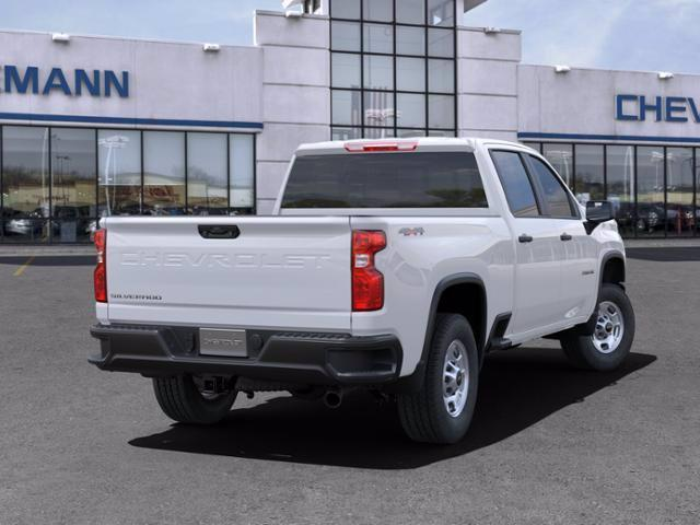 2021 Chevrolet Silverado 2500 Crew Cab 4x4, Pickup #B27785 - photo 2