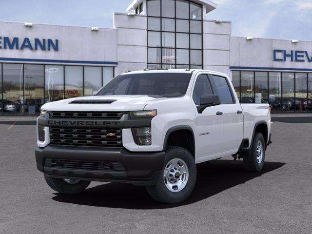2021 Chevrolet Silverado 2500 Crew Cab 4x4, Pickup #B27785 - photo 6