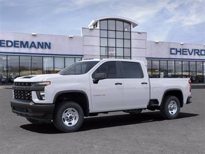 2021 Chevrolet Silverado 2500 Crew Cab 4x4, Pickup #B27785 - photo 3