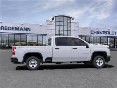 2021 Chevrolet Silverado 2500 Crew Cab 4x4, Pickup #B27785 - photo 25