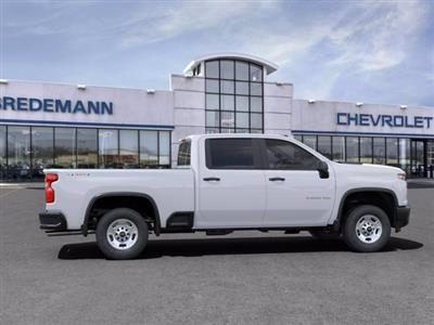 2021 Chevrolet Silverado 2500 Crew Cab 4x4, Pickup #B27785 - photo 5