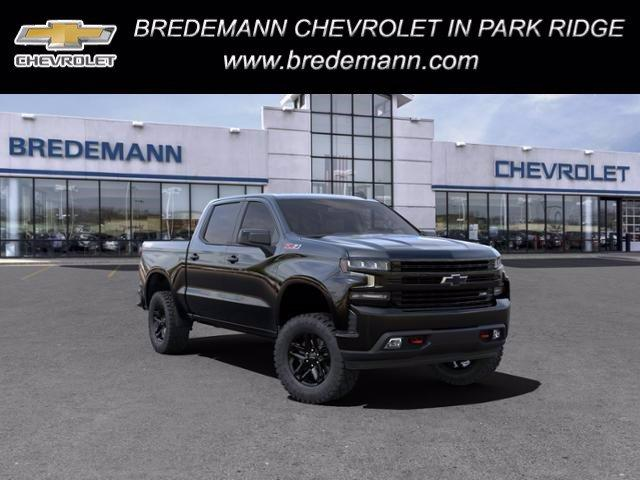 2021 Chevrolet Silverado 1500 Crew Cab 4x4, Pickup #B27827 - photo 1