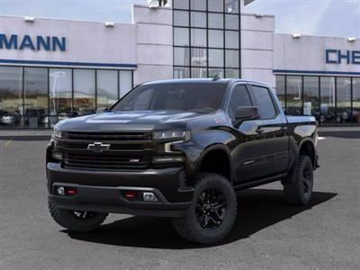 2021 Chevrolet Silverado 1500 Crew Cab 4x4, Pickup #B27827 - photo 6