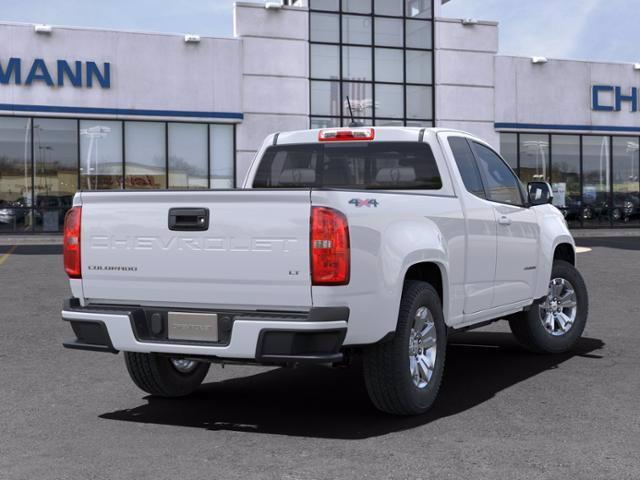 2021 Chevrolet Colorado Extended Cab 4x4, Pickup #B27831 - photo 1