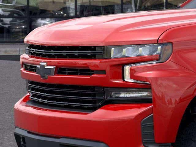 2021 Chevrolet Silverado 1500 Crew Cab 4x4, Pickup #B27842 - photo 11