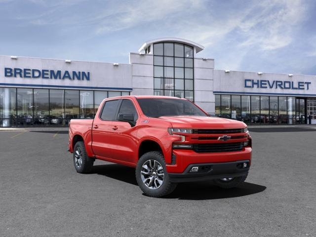 2021 Chevrolet Silverado 1500 Crew Cab 4x4, Pickup #B27842 - photo 21