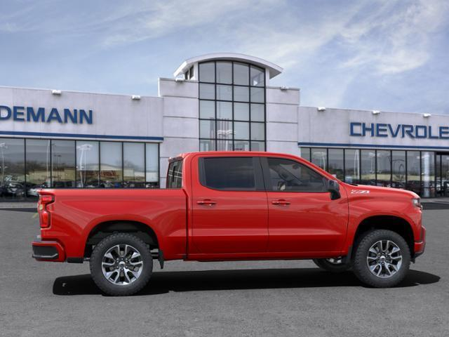 2021 Chevrolet Silverado 1500 Crew Cab 4x4, Pickup #B27842 - photo 25