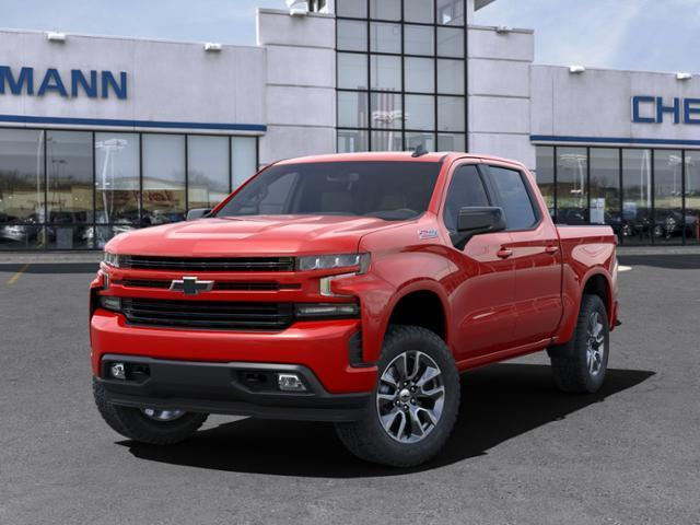 2021 Chevrolet Silverado 1500 Crew Cab 4x4, Pickup #B27842 - photo 26