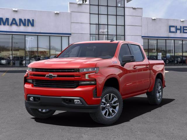 2021 Chevrolet Silverado 1500 Crew Cab 4x4, Pickup #B27842 - photo 6