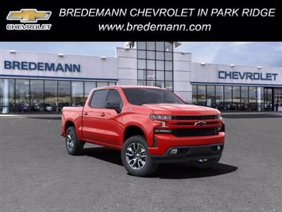 2021 Chevrolet Silverado 1500 Crew Cab 4x4, Pickup #B27842 - photo 1