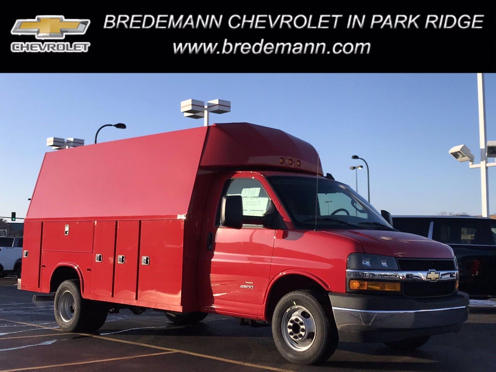 2021 Chevrolet Express 4500 DRW 4x2, Knapheide KUV Service Utility Van #B27854 - photo 1