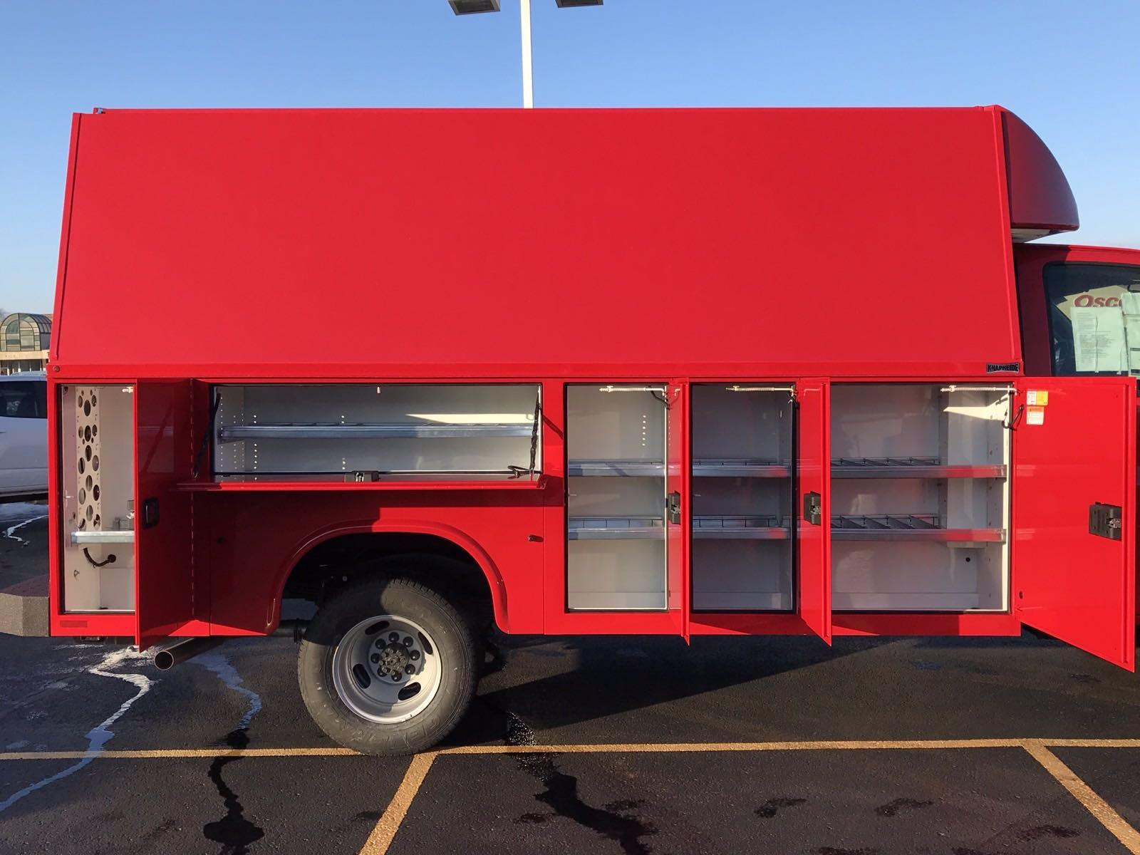 2021 Chevrolet Express 4500 DRW 4x2, Knapheide KUV Service Utility Van #B27854 - photo 23