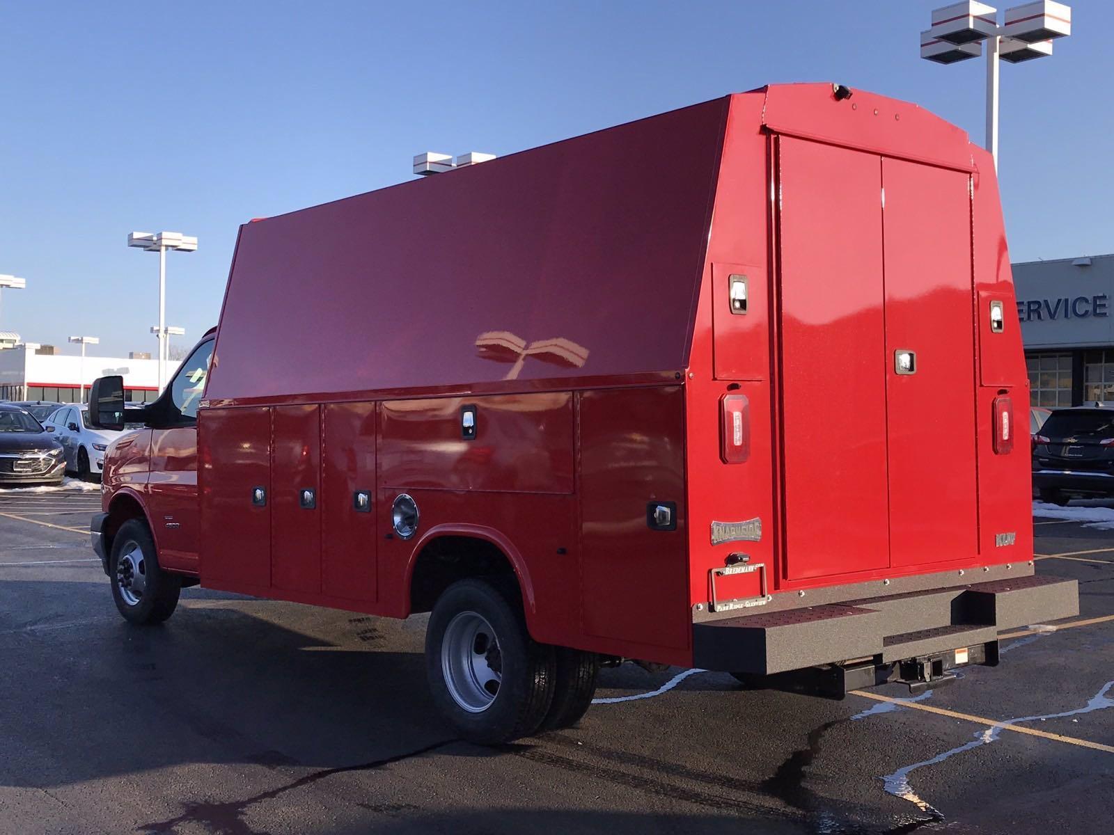 2021 Chevrolet Express 4500 DRW 4x2, Knapheide KUV Service Utility Van #B27854 - photo 4