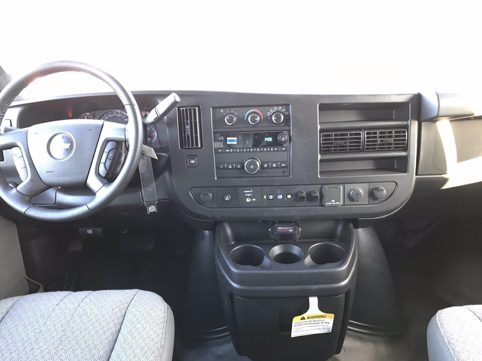 2021 Chevrolet Express 4500 DRW 4x2, Knapheide KUV Service Utility Van #B27854 - photo 9
