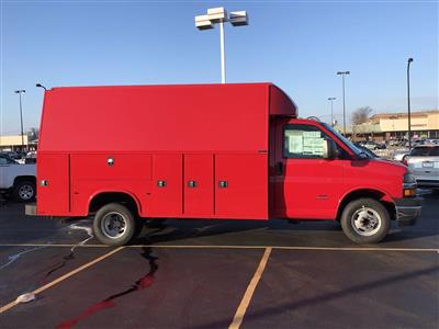 2021 Chevrolet Express 4500 DRW 4x2, Knapheide KUV Service Utility Van #B27854 - photo 3