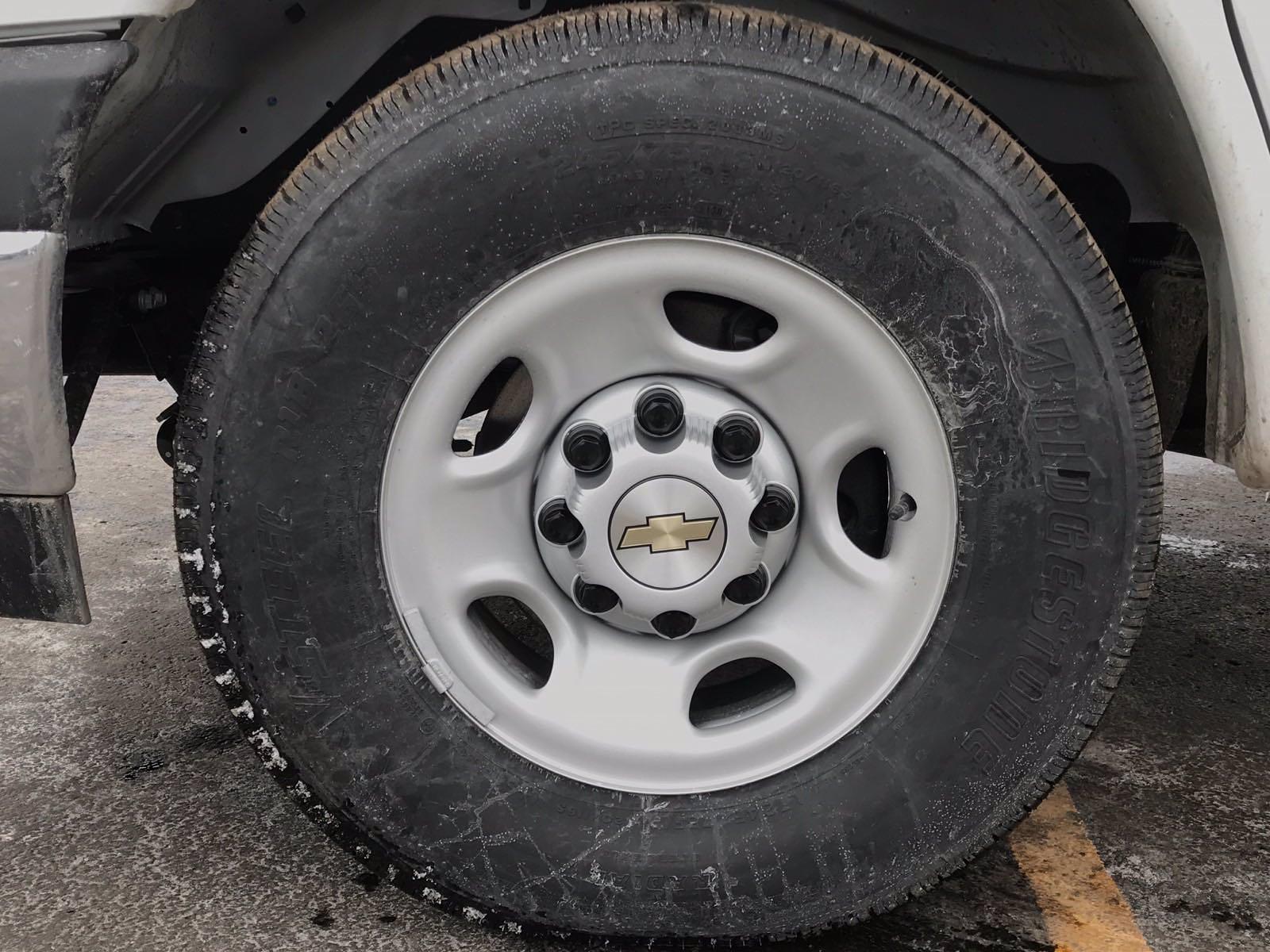 2020 Chevrolet Express 3500 4x2, Reading Aluminum CSV Service Utility Van #B27873 - photo 24