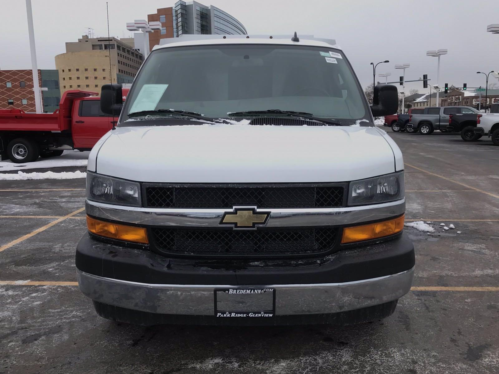 2020 Chevrolet Express 3500 4x2, Reading Aluminum CSV Service Utility Van #B27873 - photo 25