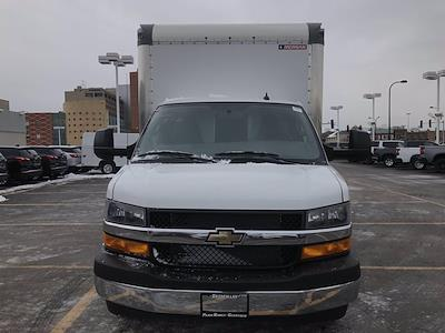 2021 Chevrolet Express 3500 4x2, Morgan Parcel Aluminum Cutaway Van #B27876 - photo 21