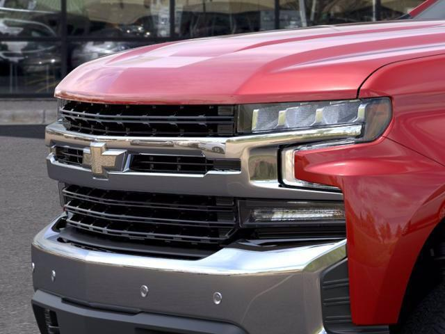 2021 Chevrolet Silverado 1500 Crew Cab 4x4, Pickup #B27882 - photo 11