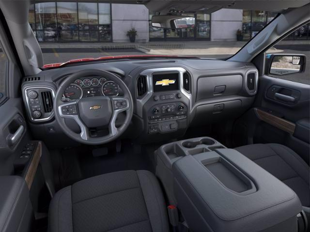 2021 Chevrolet Silverado 1500 Crew Cab 4x4, Pickup #B27882 - photo 12