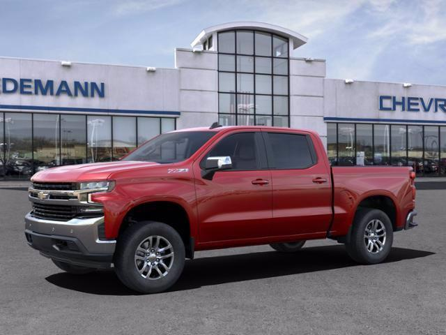2021 Chevrolet Silverado 1500 Crew Cab 4x4, Pickup #B27882 - photo 3