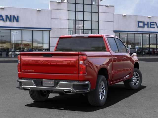 2021 Chevrolet Silverado 1500 Crew Cab 4x4, Pickup #B27882 - photo 24