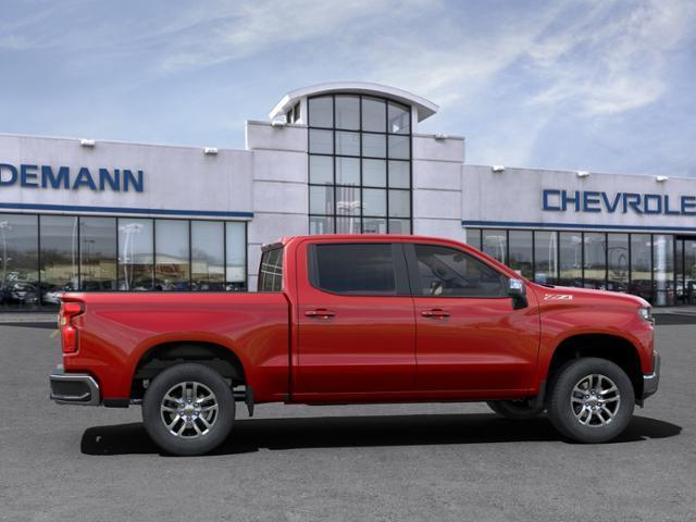 2021 Chevrolet Silverado 1500 Crew Cab 4x4, Pickup #B27882 - photo 25