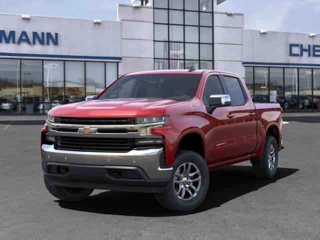 2021 Chevrolet Silverado 1500 Crew Cab 4x4, Pickup #B27882 - photo 26
