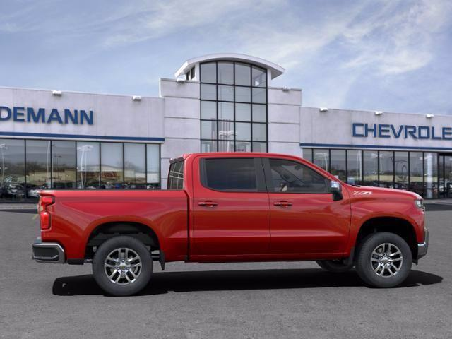2021 Chevrolet Silverado 1500 Crew Cab 4x4, Pickup #B27882 - photo 5
