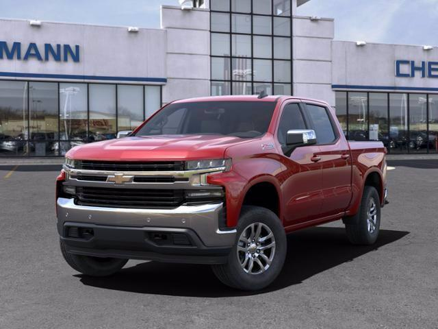 2021 Chevrolet Silverado 1500 Crew Cab 4x4, Pickup #B27882 - photo 6