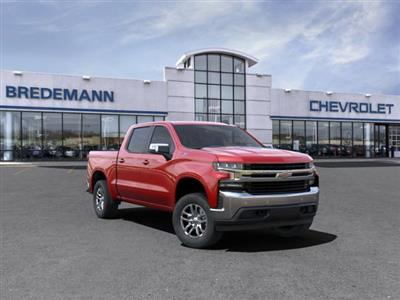 2021 Chevrolet Silverado 1500 Crew Cab 4x4, Pickup #B27882 - photo 21