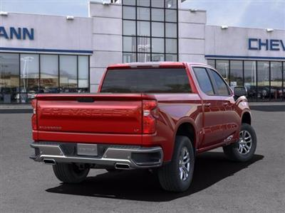 2021 Chevrolet Silverado 1500 Crew Cab 4x4, Pickup #B27882 - photo 2