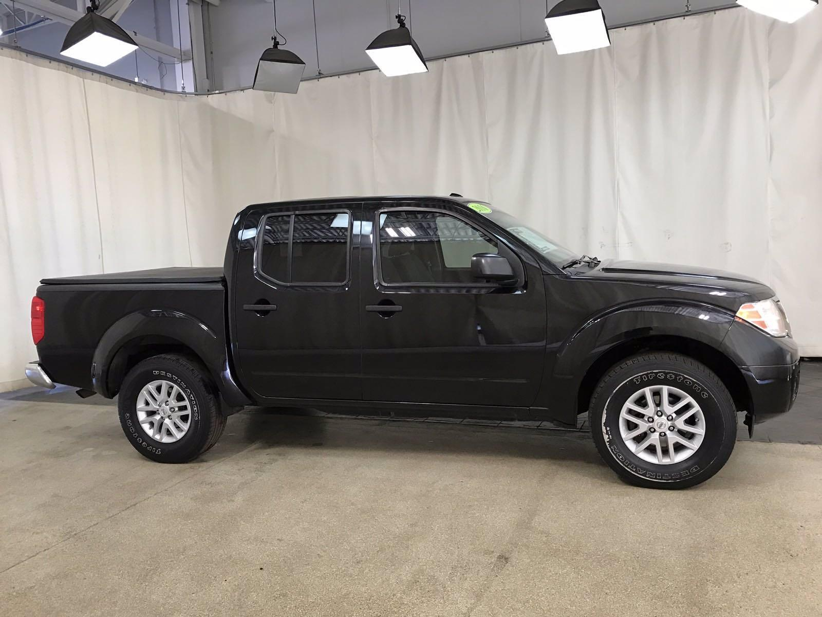 2016 Nissan Frontier Crew Cab 4x4, Pickup #B27884A - photo 3