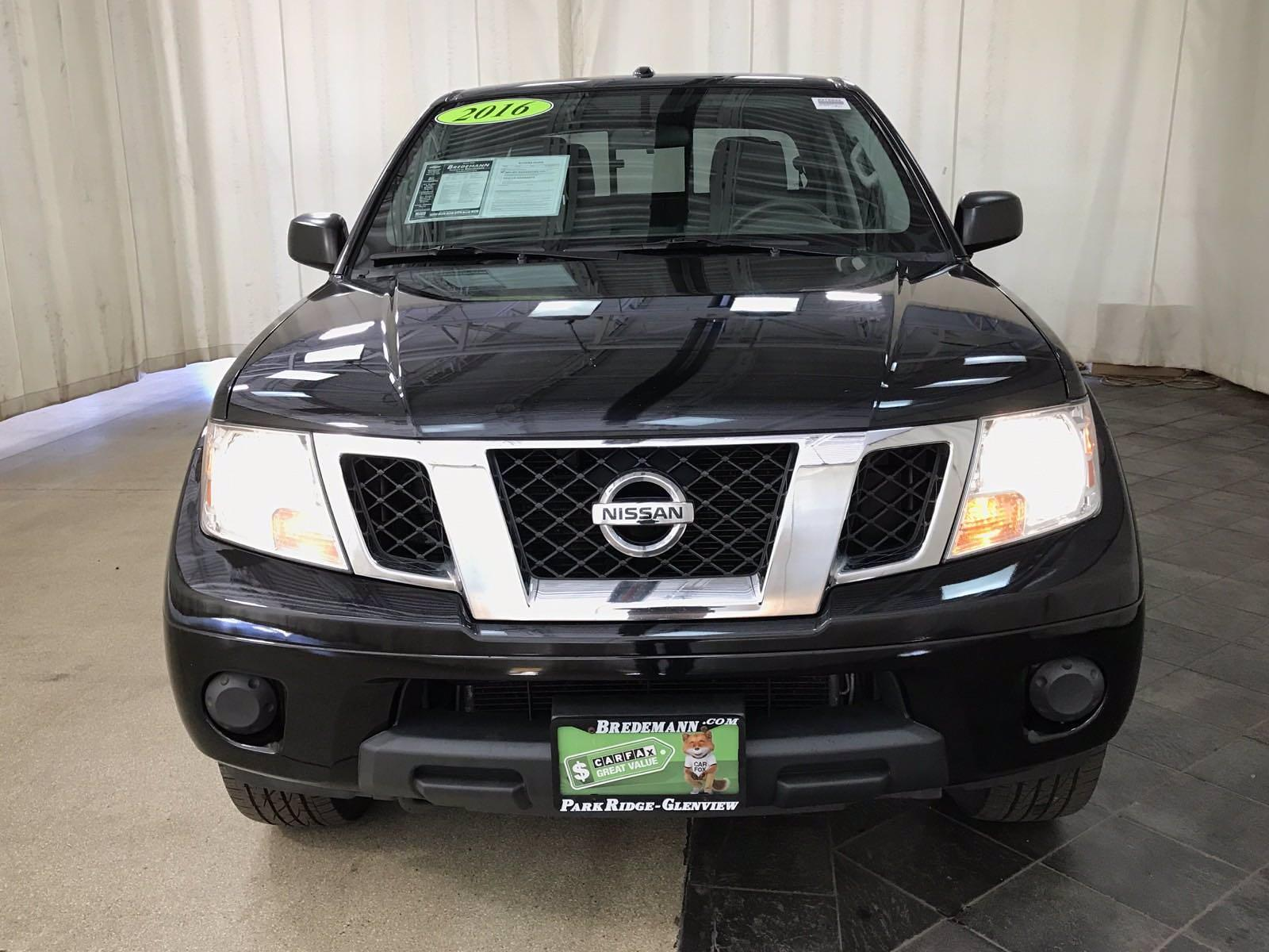 2016 Nissan Frontier Crew Cab 4x4, Pickup #B27884A - photo 23