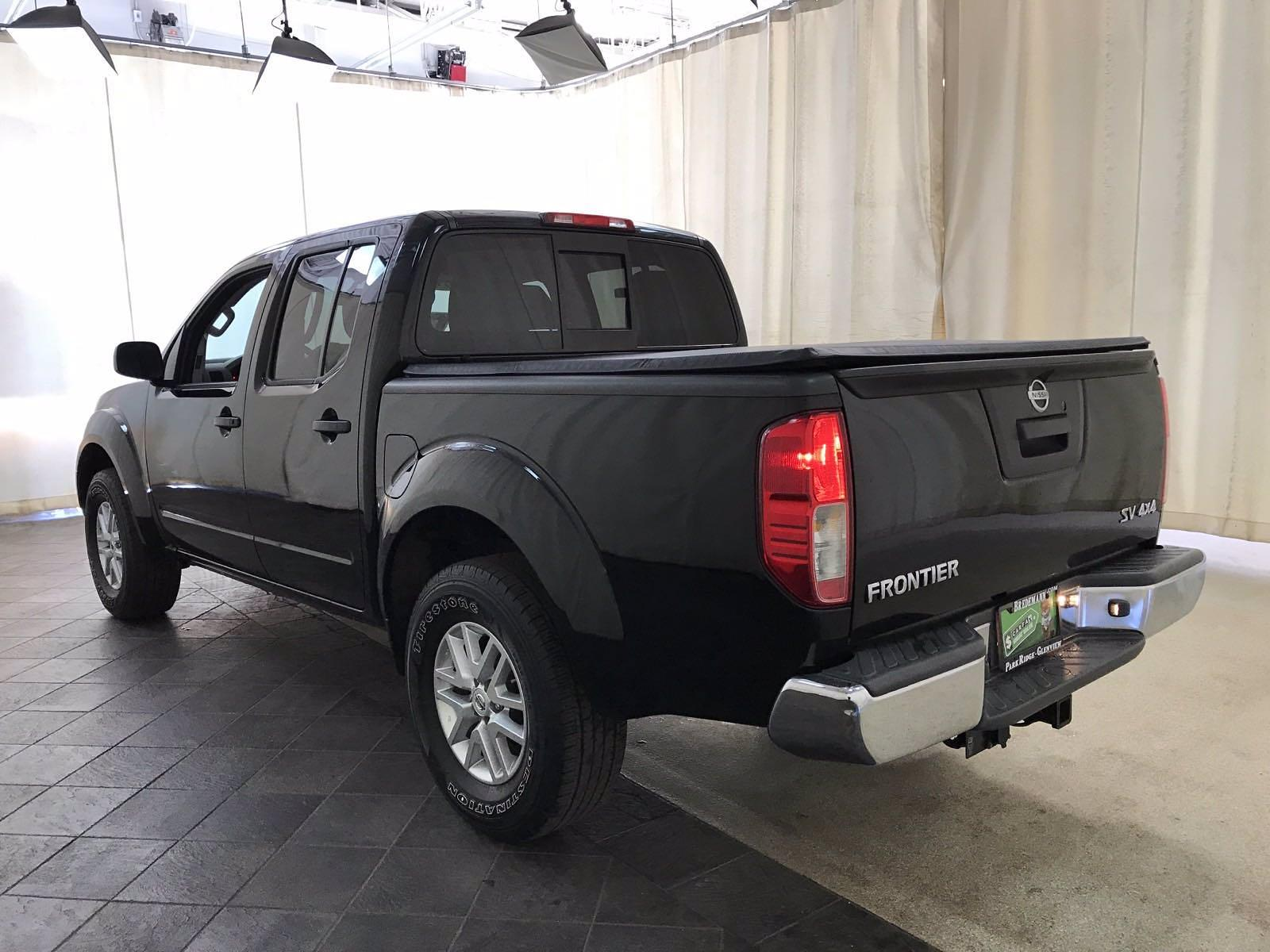 2016 Nissan Frontier Crew Cab 4x4, Pickup #B27884A - photo 4