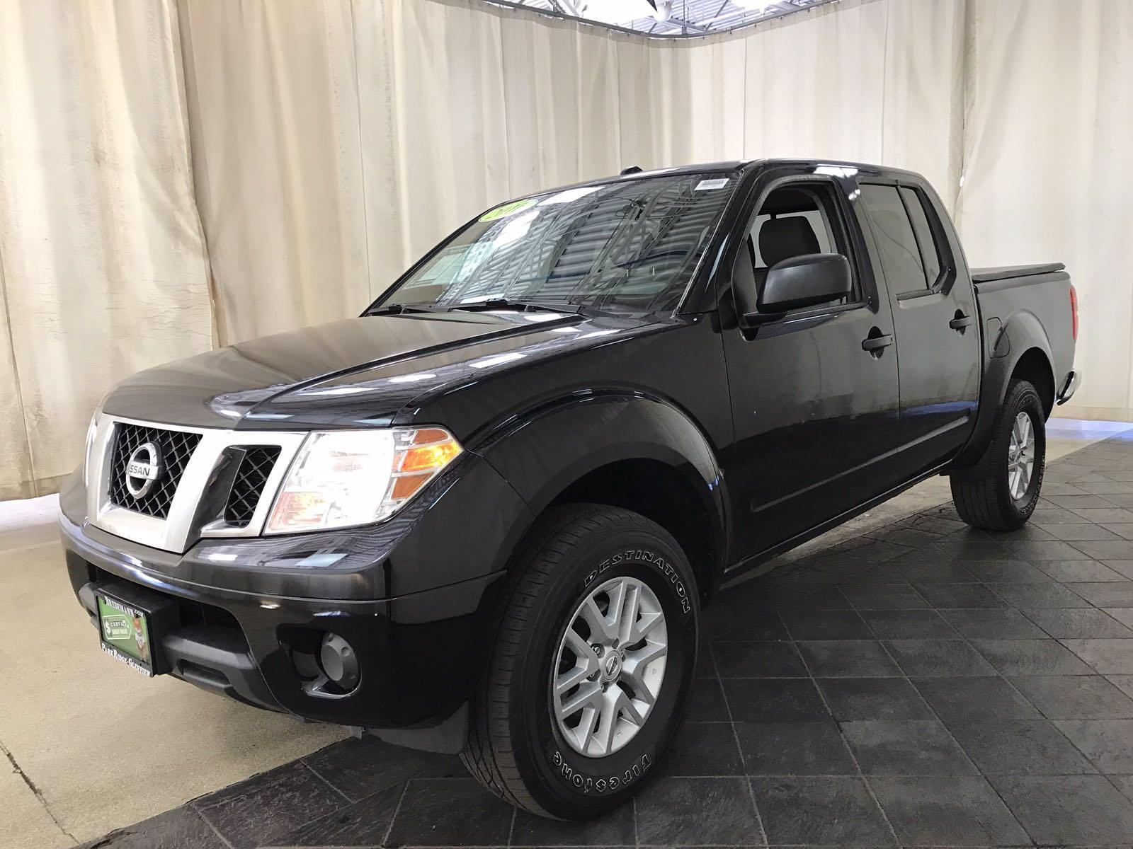 2016 Nissan Frontier Crew Cab 4x4, Pickup #B27884A - photo 5
