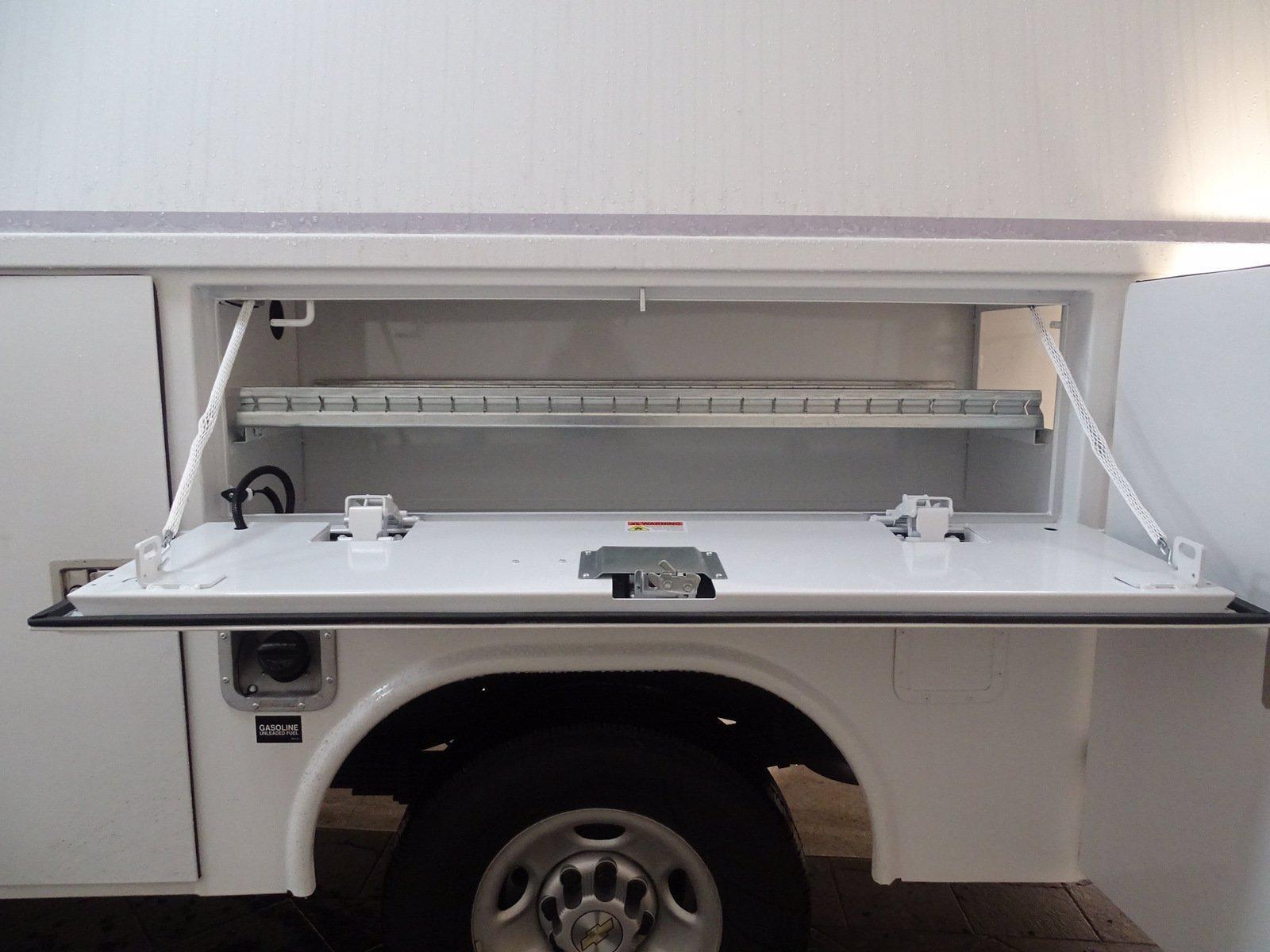 2020 Chevrolet Express 3500 4x2, Reading Aluminum CSV Service Utility Van #B27893 - photo 11