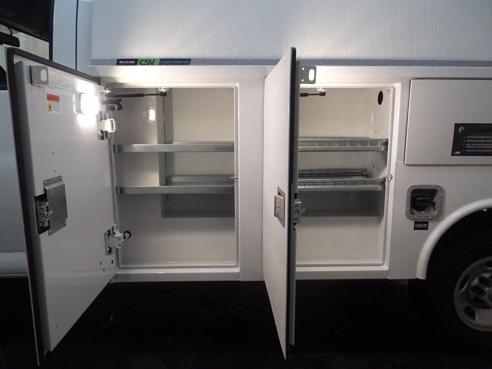 2020 Chevrolet Express 3500 4x2, Reading Aluminum CSV Service Utility Van #B27893 - photo 13