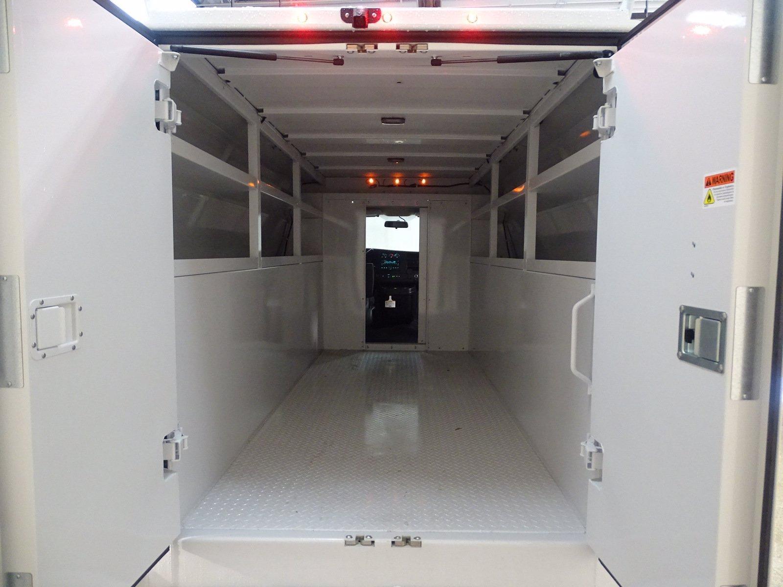 2020 Chevrolet Express 3500 4x2, Reading Aluminum CSV Service Utility Van #B27893 - photo 5