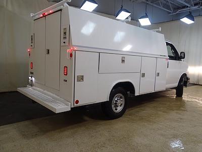 2020 Chevrolet Express 3500 4x2, Reading Aluminum CSV Service Utility Van #B27893 - photo 2