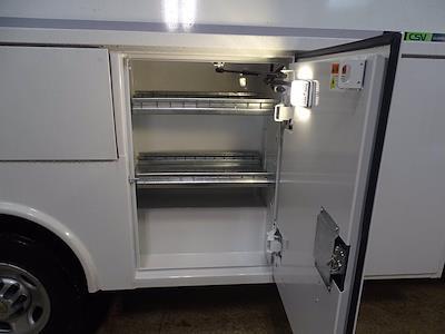 2020 Chevrolet Express 3500 4x2, Reading Aluminum CSV Service Utility Van #B27893 - photo 8