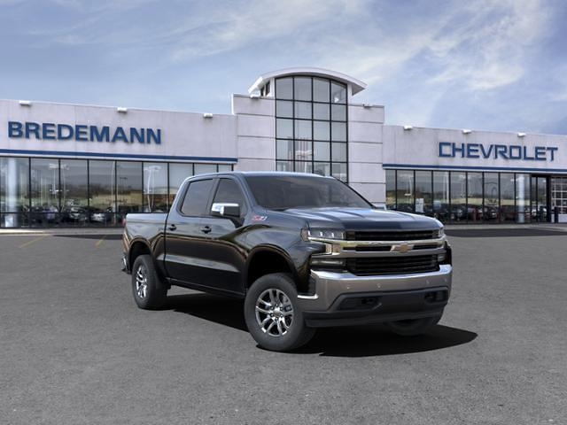 2021 Chevrolet Silverado 1500 Crew Cab 4x4, Pickup #B27913 - photo 21