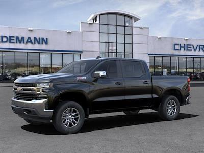 2021 Chevrolet Silverado 1500 Crew Cab 4x4, Pickup #B27913 - photo 3