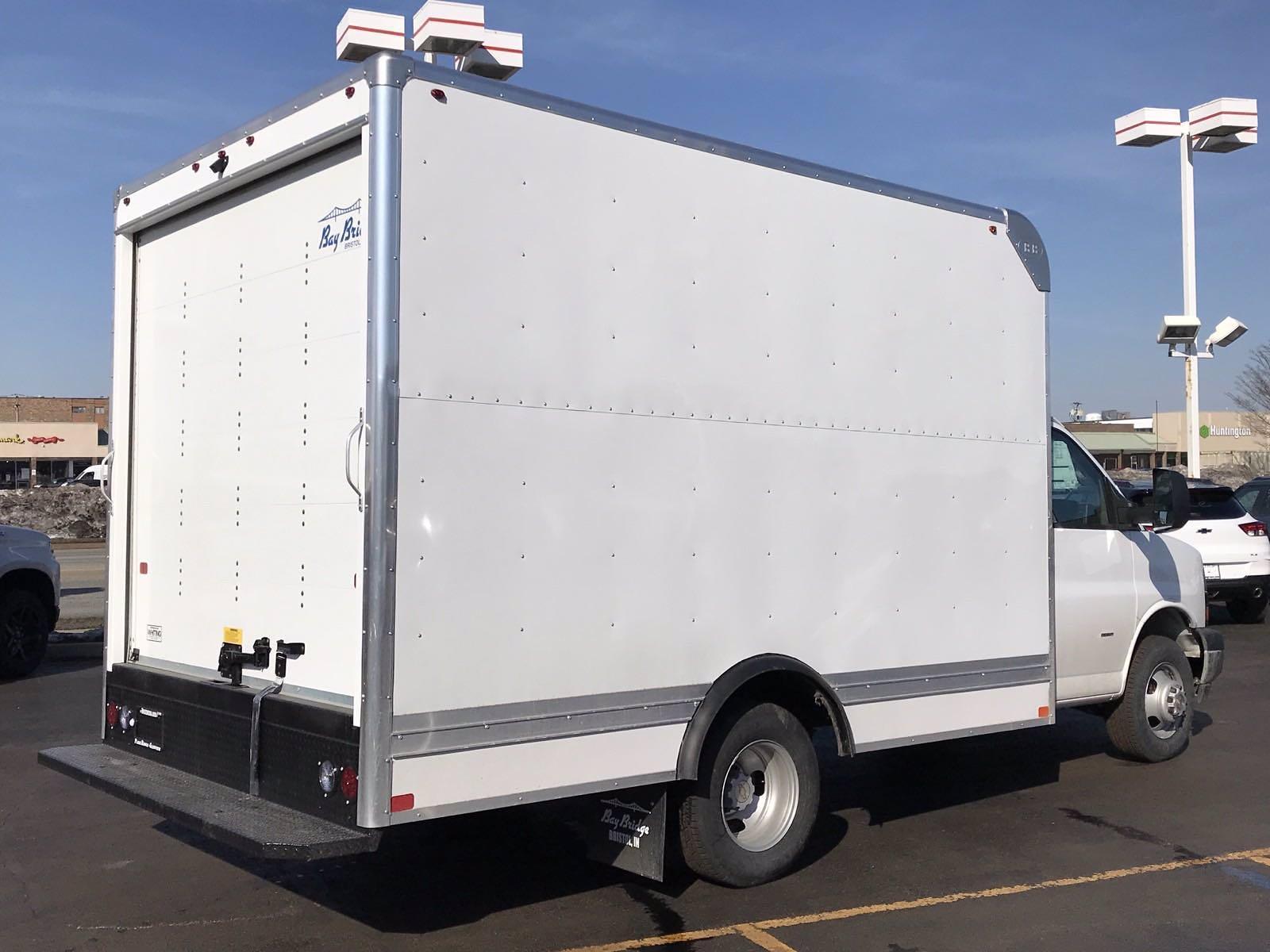 2021 Chevrolet Express 3500 4x2, Bay Bridge Cutaway Van #B27918 - photo 1