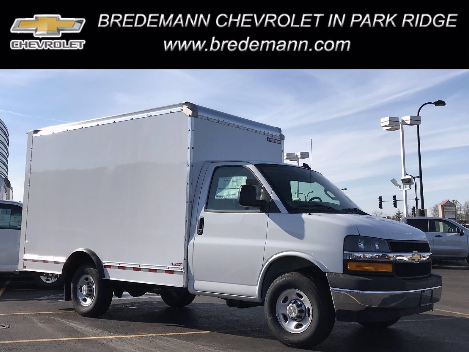2021 Chevrolet Express 3500 4x2, Morgan Cutaway Van #B27920 - photo 1